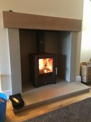 Limestone Chamber Oak Beam Broseley Evolution 5 Preston Lancashire