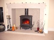 Stovax Huntingdon 30 Multi-Fuel Stove, Formby, Merseyside
