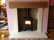 Stovax Stockton 3 Multi-Fuel Stove, New Longton, Preston, Lancashire