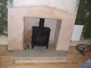 Stovax Stockton 5 Flat Top Multi-Fuel Stove, Hesketh Bank, Preston, Lancashire