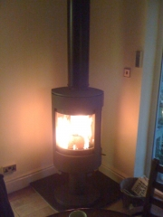 Dovre 3CB on Pedestal, Preston, Lancashire