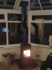 Morso 6140 Wood Burning Stove 2, Leyland, Preston, Lancashire