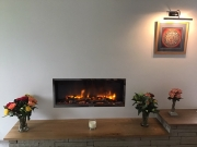 "Elgin and Hall 42"" Pryzm Electric Fire, Hutton, Preston, Lancashire"