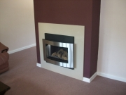 Gazco Riva 67 with Avanti Trim on Marble Fascia 2, Whittle-le-Woods, Chorley, Lancashire