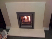 Stovax Riva 40 Multi-Fuel Inset Stove 2, Much Hoole, Leyland, Preston