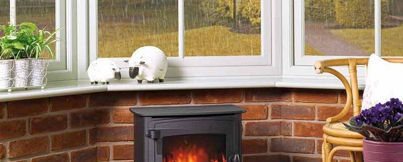 Yeoman Exmoor Electric 2W in bay window